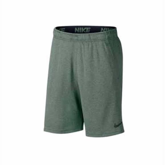 Herren Dri FIT Shorts Dry Veneer, schwarz, L